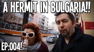 "VLOG: A Hermit In Bulgaria: Episode 4! - ""Gross Navy Bean Milkshake!!!"""