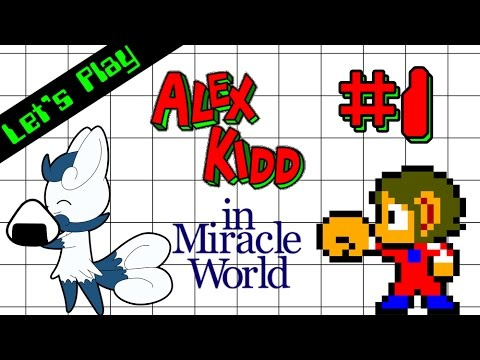 Let S Play Alex Kidd In Miracle World Part 1 Ps4 Ps Now Youtube
