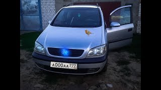 Opel Zafira A. Лучший минивен в мире?