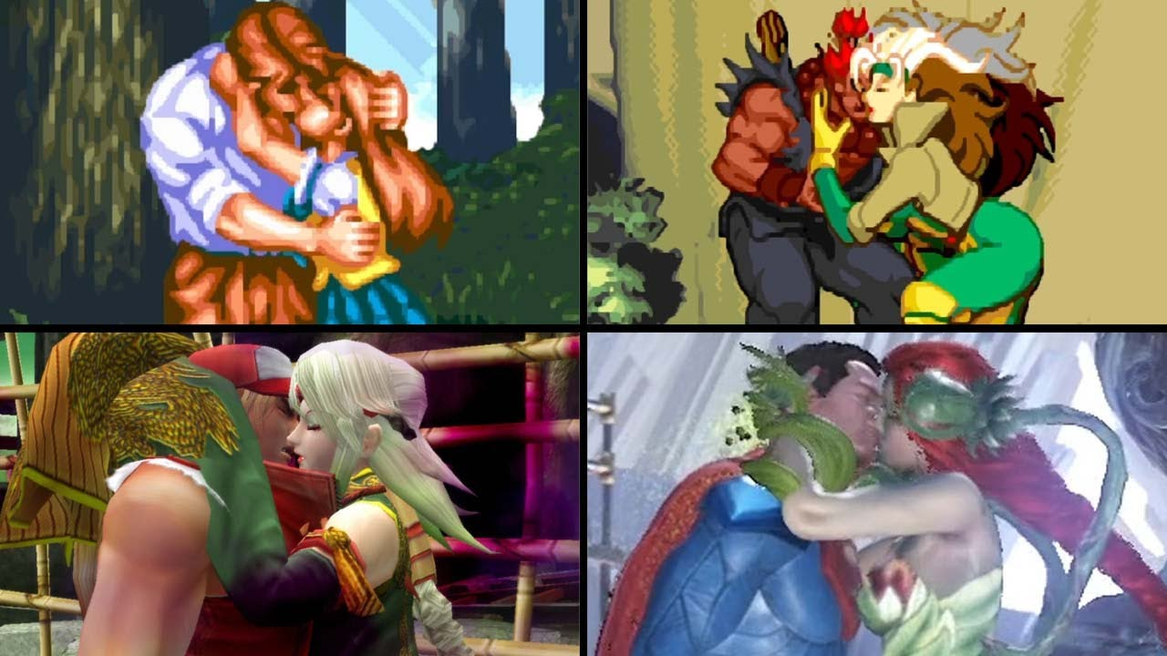 Fighting games - Fatal Kiss