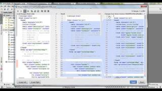 Working with git branches in WebStorm