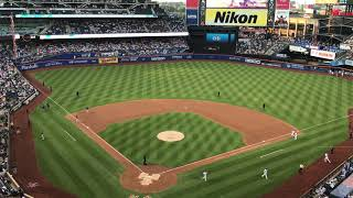 MLB Baseball Stadium Ambiance (Citi Field Mets Game)