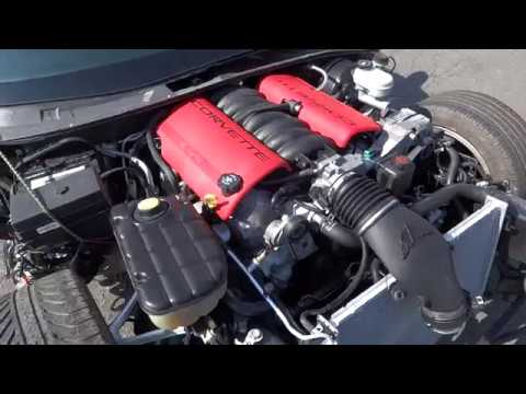 Z06 Corvette For Sale >> 2002 C5 Corvette Z06 LS6 Engine for Sale - YouTube