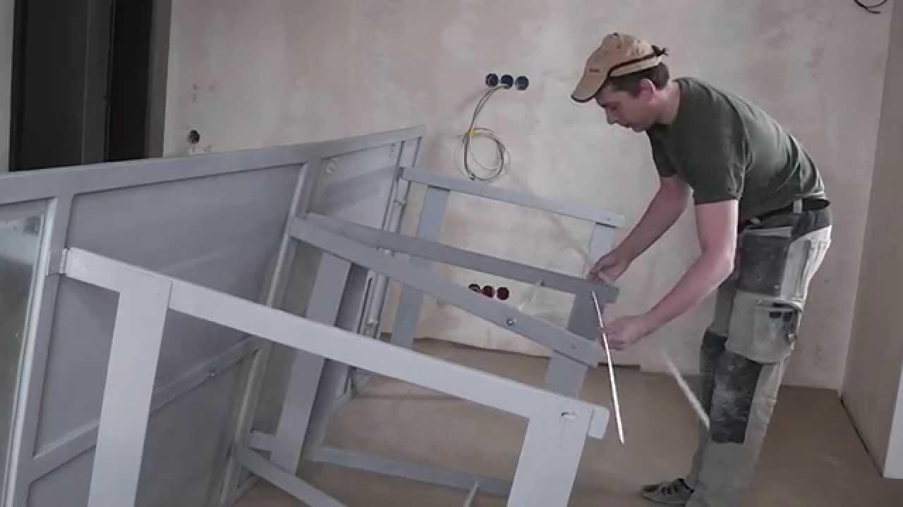 27 дек 2013. Разборный малярный столик для работы на высоте. Незаменимая вещь при элекромонтажных работах. Электромонтажные работы в воронеже: +7 920 453 83 61.