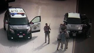 CHP & San Diego Police Pursuit - HOT STOP - California Highway Patrol Chase