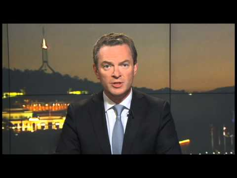 Texts to Lazarus and Dio Wang: Christopher Pyne on education reforms
