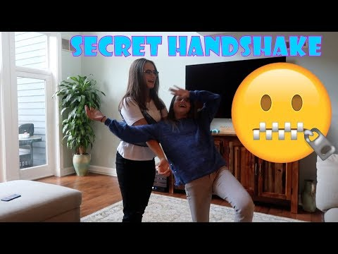 Secret Handshake! 🤝 (WK 349.7) | Bratayley