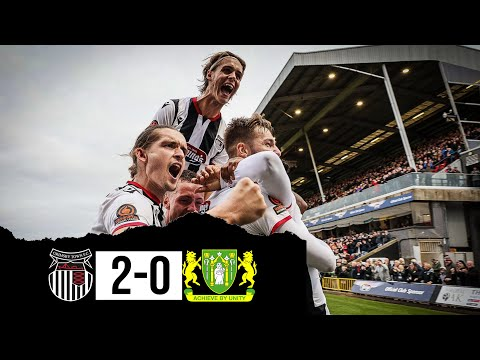 Grimsby Yeovil Goals And Highlights