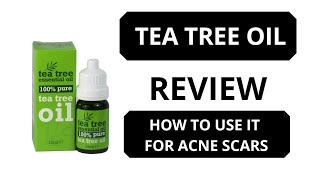 How to use tea tree oil for pimples, scars and acne prevention||Tea tree oil benefits