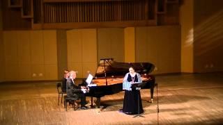 Чайковский - Тебя я видела во сне... ИВАНИЛОВА - НИКЕШИЧЕВ (2/24)