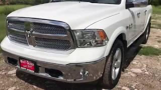 2018 Dodge Ram 1500 crew cab review.
