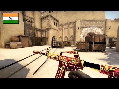 CS Go Live Stream India • Counter Strike Global Offensive Live Stream thumbnail