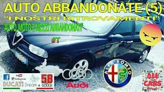 AUTO ABBANDONATE (5)