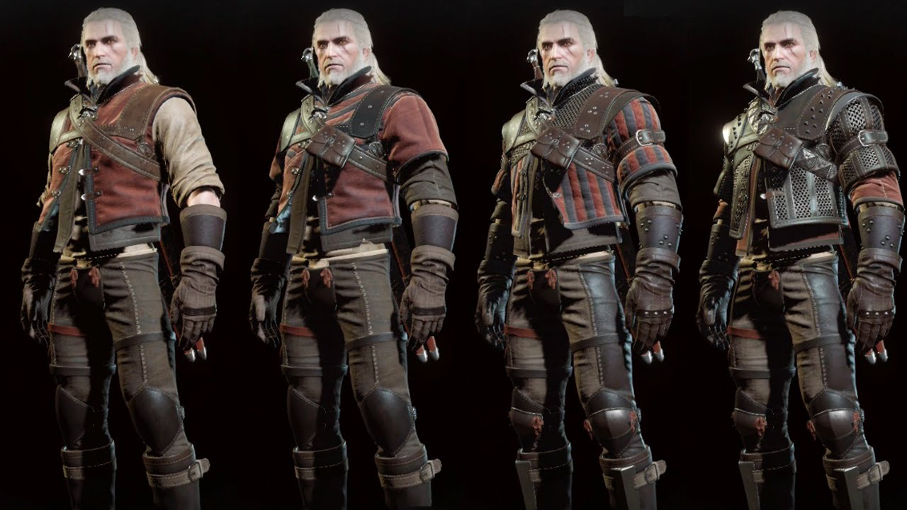 Image result for witcher wolf armour