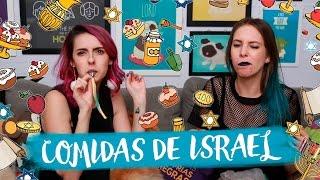 Experimentando DOCES DE ISRAEL!! feat GABRIELA FADEL - Karen Bachini