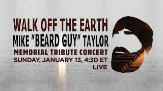 "Watch Mike ""Beard Guy"" Taylor Memorial and Tribute Concert"