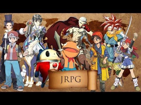 TOP 10 BEST JRPG