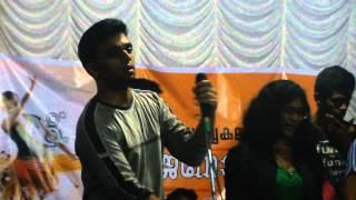 lucid interval,trivandrum medical college performance, kerala university festival 2013