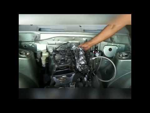 Crazy cars swap Hayabusa Engine