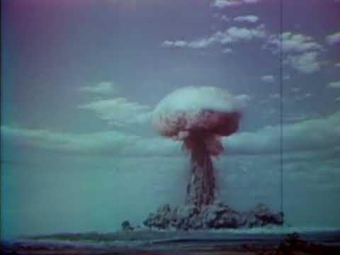 Amazing nuclear test soviet Joe-8