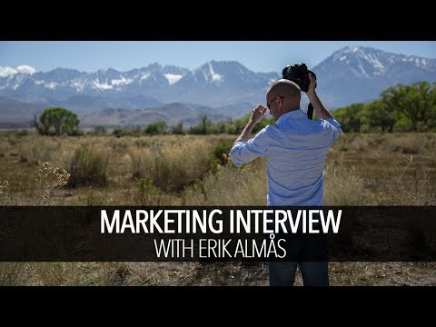 Marketing Interview & Advice with Erik Almas