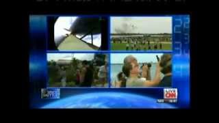 STS-135 Launch (Final Space Shuttle Mission) CNN Live Coverage Part 9 (The Launch)