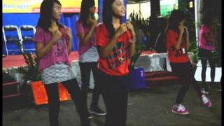 Dance @Graha Bunga