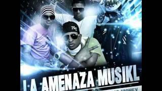Ragga Muffin Style La Amaneza Musikl Ft Jey P El Residente