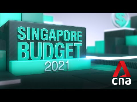 [LIVE HD] Singapore Budget 2021: Finance Minister Heng Swee Keat speaks in Parliament on Feb 16
