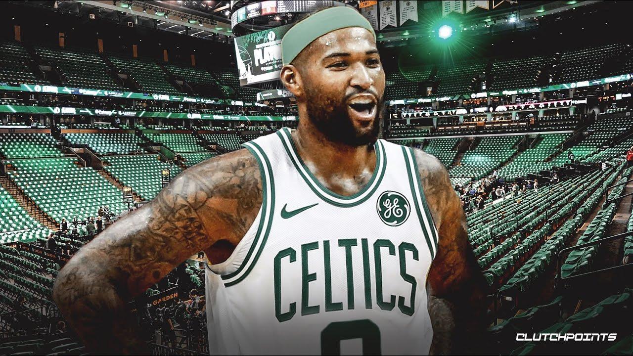 Celtics Rumors: Boston 'Considering Signing' Cousins