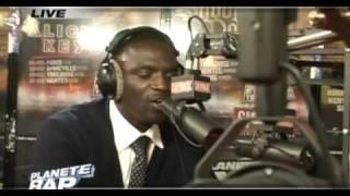 Akon - Im So Paid Live Planete Rap