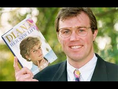Princess Diana Autobiography Author Writer Andrew Morton Life Story Interview