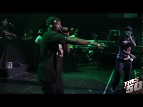 50 Cent x G-Unit @ SXSW 2012
