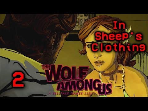 In Sheep's Clothing {2} The Ribbon (The Wolf Among Us: Episode 4)