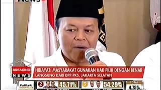 Anies Menang Semua Quick Count di sesi awal Putaran 2 Pilkada DKI Jakarta 2017