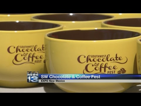 Tasty treats fill Expo New Mexico for Southwest Chocolate and Coffee Fest
