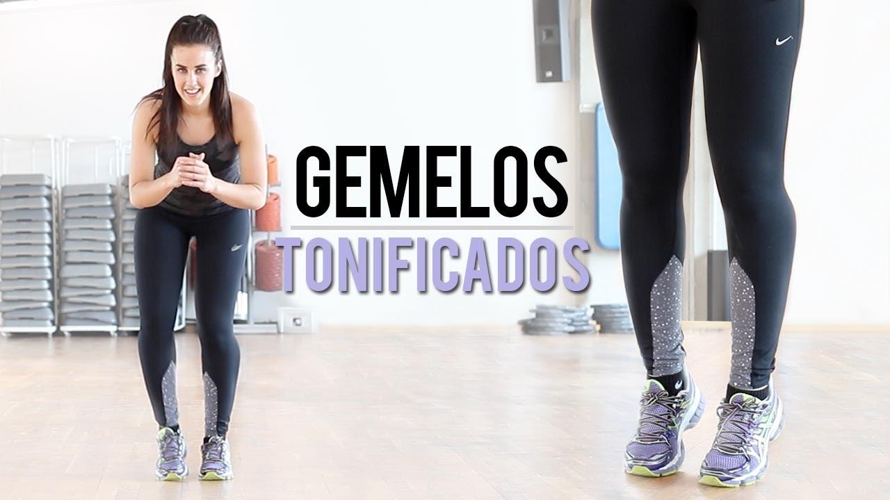 ejercicios de gemelos y piernas