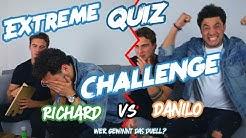 Extreme Quiz Challenge Teil 2 | Bestrafung & Finale
