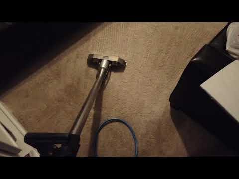 Cleaning tile floors & carpet