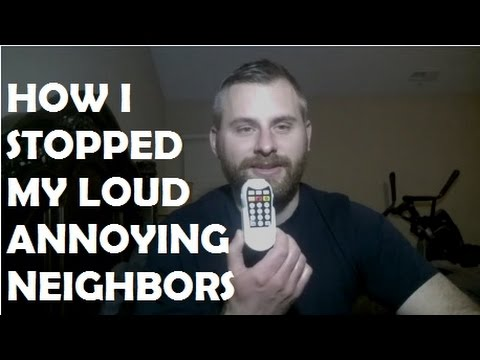 dealing-with-annoying-neighbors