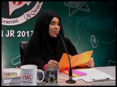 Johan Qari Junior 2017 : Adik Haikal Firdaus