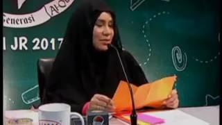 Johan Qari Junior 2017 : Adik Haikal Firdaus 2017 Video