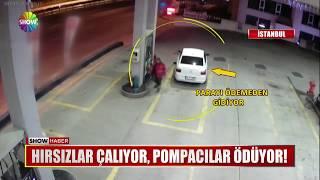 Hırsızlar çalıyor, pompacılar ödüyor!