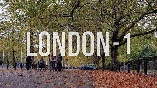 Travel Journal - LONDON! | Part 1