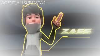 Ejen Zass X Ejen Moon - Zassoon || AMV - HAVANA