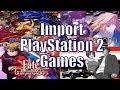 PlayStation 2 Games Left in Japan Pt.2 - KidShoryuken