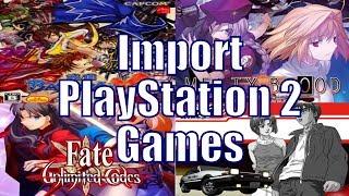 Import PlayStation 2 Games Worth Playing Pt.2 - KidShoryuken