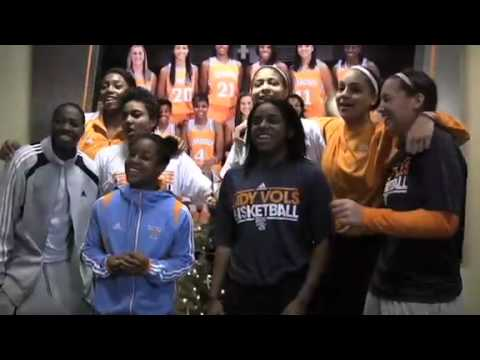 """lady-vols-sing-""""rudolph,-the-red-nosed-reindeer"""""""