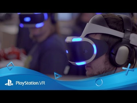 PS VR Developer Diaries   Ep. 2 Creating Total 360 Degree Immersion   PlayStation VR