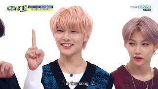ENGSUB Weekly Idol EP428 Stray Kids